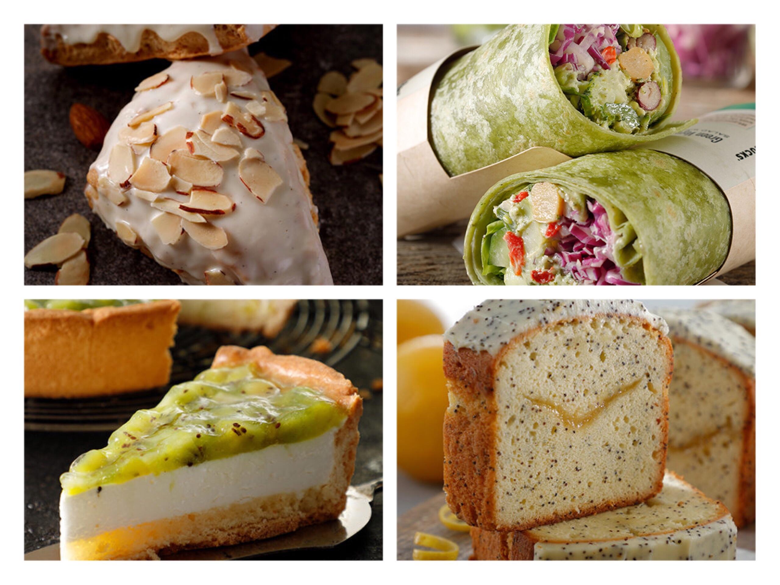 【スタバ2018新作】スコーンやタルト、ドーナツ、サラダラップなど!3/15〜発売のスタバのフードも美味しそう…!【フードまとめ】